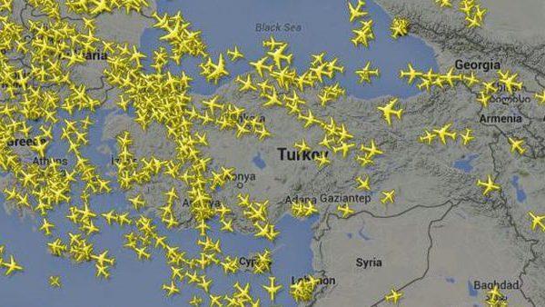 Uçuş Takibini Yaptığımız Havayolları