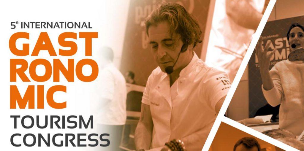 5. Uluslararası Gastronomi Turizmi Kongresi