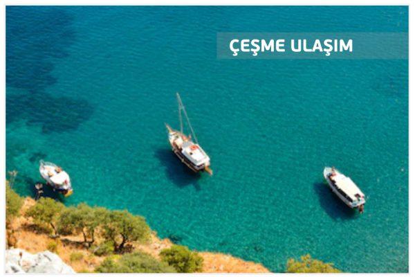İzmir Havaalanı'ndan Çeşme Ulaşım