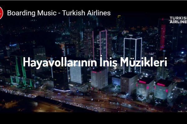 Havayollarının İniş Müzikleri