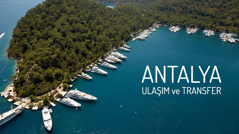 Antalya Havaalanı Ulaşım Fiyatları