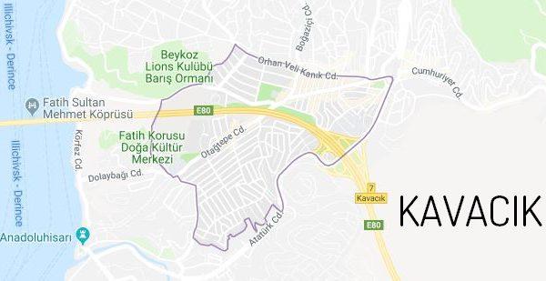 İstanbul Havalimanı'ndan Kavacık'a Nasıl Gidilir?