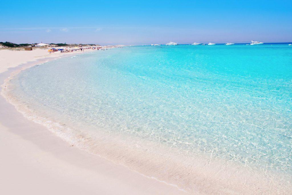 Playa de Ses Illetes 1