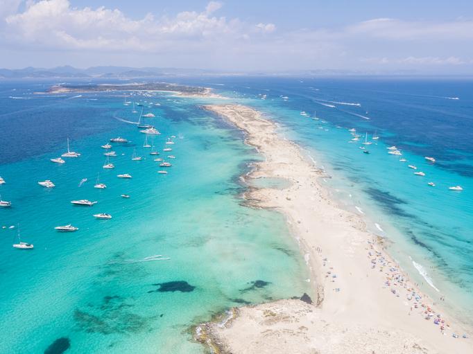 Playa de Ses Illetes 4
