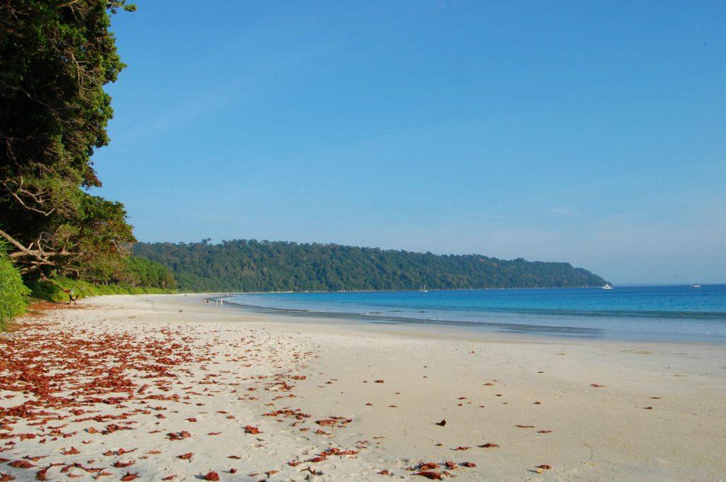 Radhanagar Beach 3