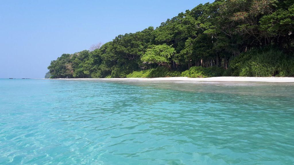 Radhanagar Beach 4