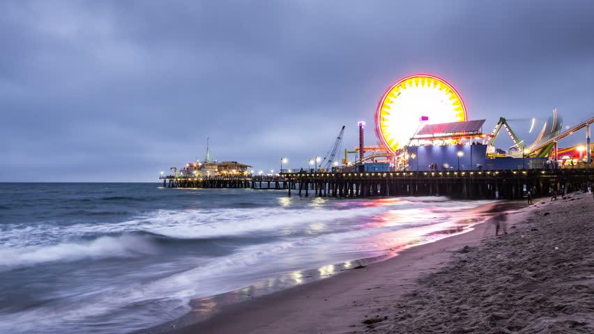 Santa Monica Beach 4