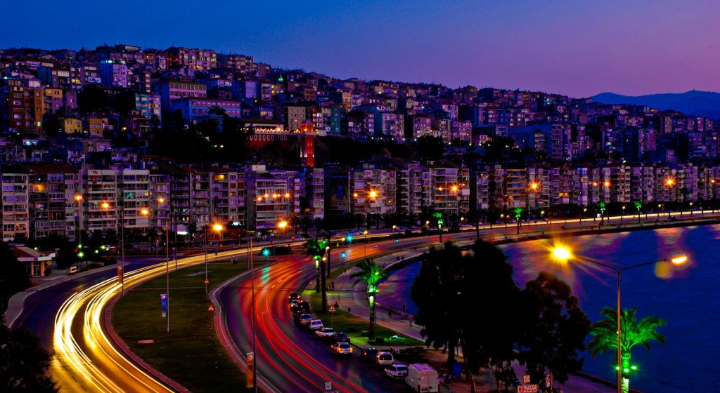 İzmir Ulaşım ve Transfer