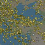 havaalanı infografik