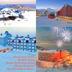 Uludağ Kayak merkezi otelleri ulaşım