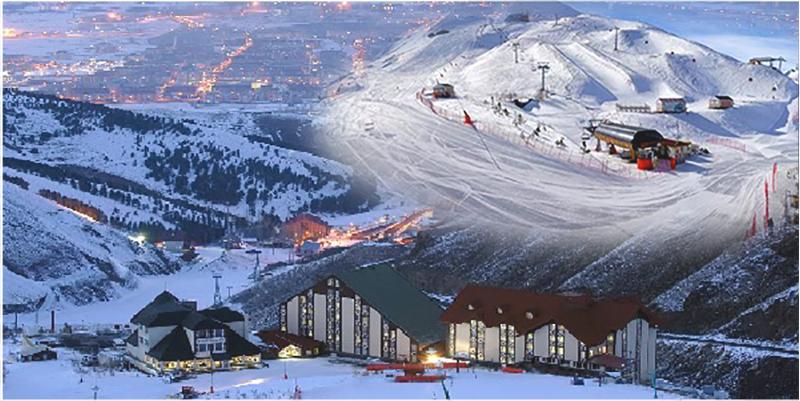 Palandöken Kayak Merkezi Ulaşım