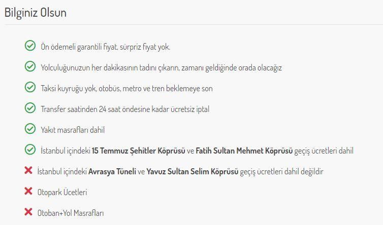 İstanbul Soförlü Araç Tahsis Fiyatları