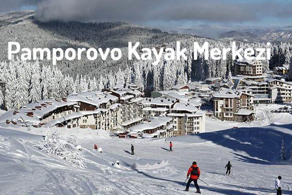 Pamporovo Kayak Merkezi  Popüler Oluyor