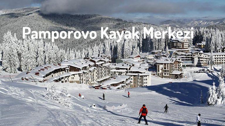 Pamporovo kayak merkezi