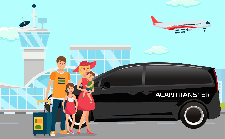 Dalaman Havalimanı Transfer Ulaşım