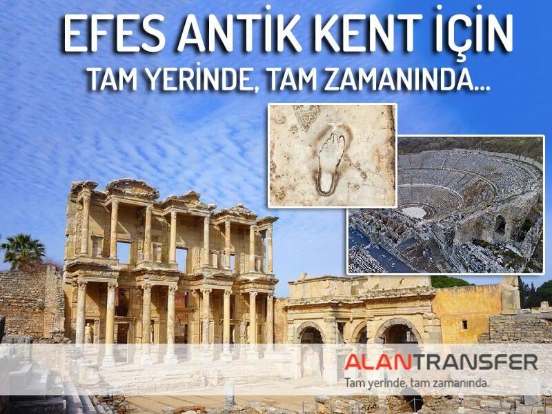 İzmir Selçuk Efes Ulaşım ve Transfer